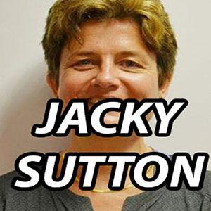 la extraña muerte de jacky sutton