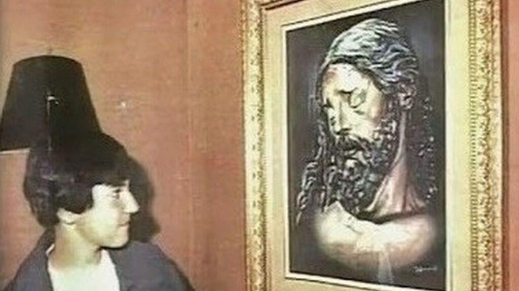 Caso del niño pintor de Málaga