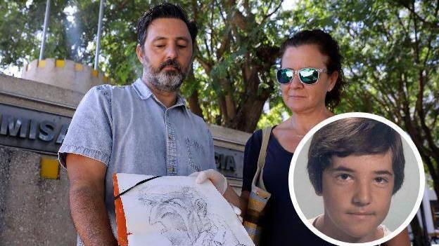Niño pintor de málaga desaparecido,el niño pintor de malaga,el caso del niño pintor,el niño pintor desaparecido